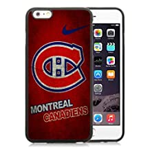 Generic NHL Montreal Canadiens Cell Phone Back Case for iPhone 6/6S Plus 5.5 inch