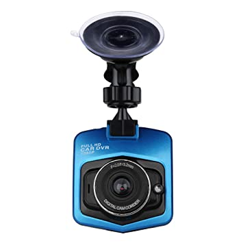 "2,4"" Dash CAM Mini Car DVR Camera Video Video Camcorder Detección de Movimiento"