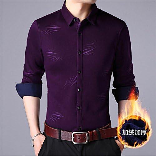 Camisas de Hombres _ hombres camisas/caliente de felpa de ...