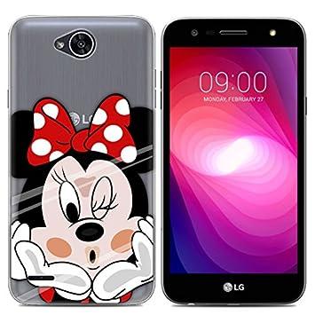 Aksuo Funda For LG X Power 2 , TPU Anti-Rasguño Anti-Golpes Cover ...