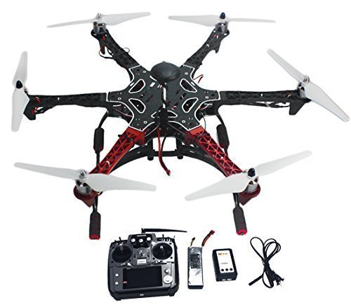 QWinOut 6-axis RC Aircraft Hexacopter DIY Helicopter RTF ...