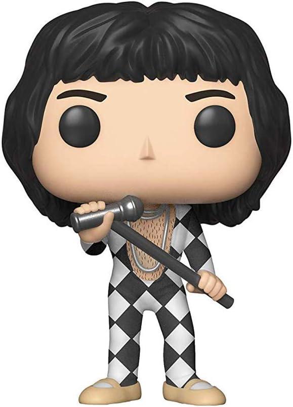 Funko Pop Vinyl: Rocks: Queen: Freddie Mercury Figura De Vinilo Multicolor (33731