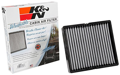 VF2057 K&N CABIN AIR FILTER (Cabin Air Filters):