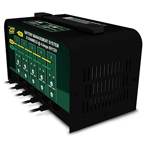 Battery Tender 5-Bank 021-0133, 4 Amp, 6V or 12V Lithium Only Selectable Commercial Battery Management System by Battery Tender (Image #3)