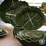 Bordallo Pinheiro Cabbage Dessert