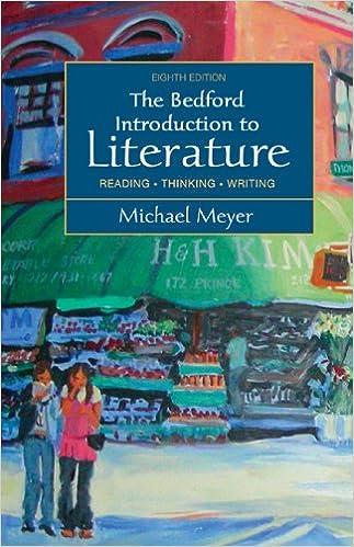 Introduction literature