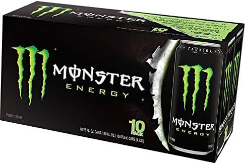 Energy & Sports Drinks: Monster