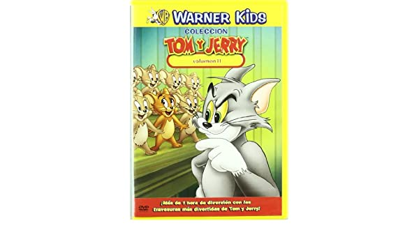 Amazon.com: Coleccion Tom Y Jerry Vol. 11 (Import Movie) (European Format - Zone 2) (2004) Varios: Movies & TV