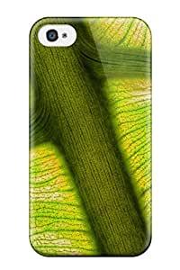 Hot Selling Tpu Cover Case For Iphone/ 4/4s Case Cover Skin - Leaf