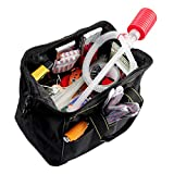 Universal Tool 94pc Emergency Roadside Assistance Kit Rescue Knife Belt Cutter Window Punch