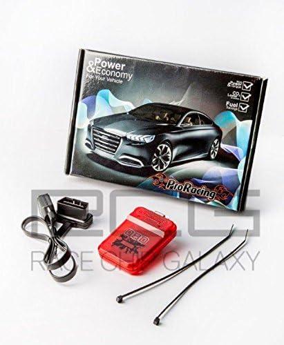 サブコントローラーPro Race Chip OBD Red Series VW SHARAN 1.4TSI 7NCZD 150PS/240Nm