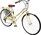 Columbia Bicycles Streamliner 700c Women's 7-Speed City Cruiser Bike