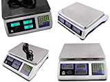 TMS 4 X Digital Weight Scale 60LB Computing Food Meat Scale Produce Deli Industrial