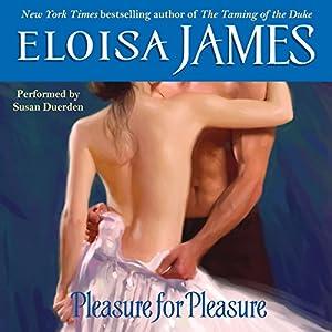 Pleasure for Pleasure Hörbuch