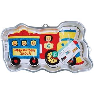 Wilton Train Pan