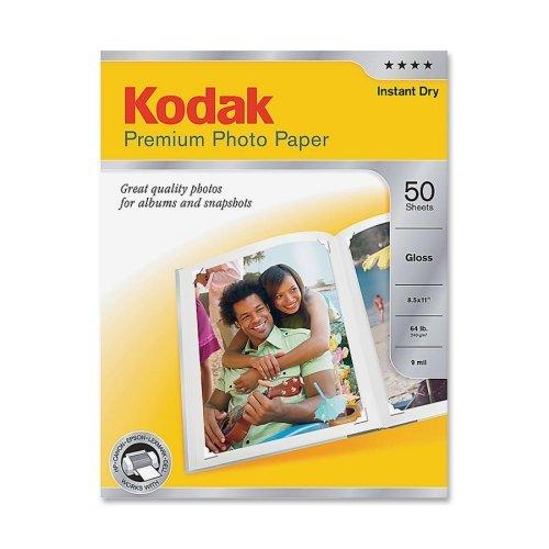 Kodak Premium Photo Paper - Letter - 8.5