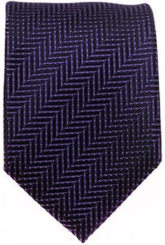 Seda corbata corbata Negro 8 cm ancho verscheiden Modelos G18 ...