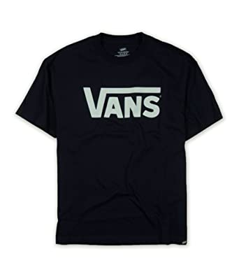 9b6e03e3 Vans Men's Classic Logo Graphic T-Shirt