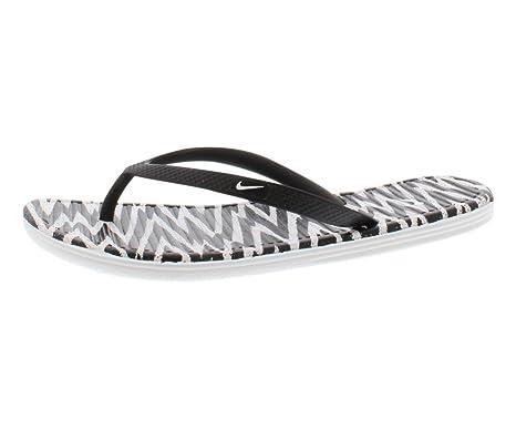 913cfa53818e Amazon.com  Nike Solarsoft Thong II Print Women s Shoes Size 5  Everything  Else