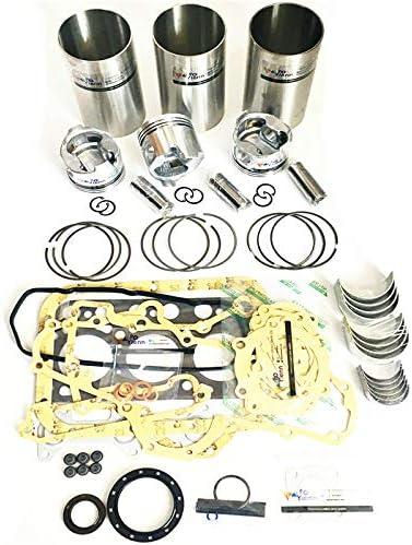 For Kubota D850 Overhaul Rebuild Kit B1500 B1550D B1550E B6200 Tractors B-40 Diesel Engine Repair Parts