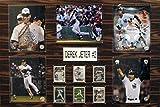 "MLB New York Yankees Men's Derek Jeter Player Plaque, 24 x 36"""