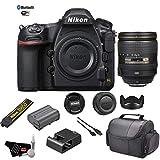 Nikon D850 DSLR Camera (Body) 1585 - Kit with Nikon AF-S NIKKOR 24-120mm f/4G ED VR Lens + More - International Model