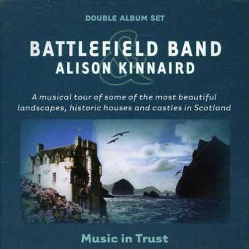 Price comparison product image Music in Trust 1-2 by ALISON BATTLEFIELD BAND & KINNAIRD (2007-04-17)