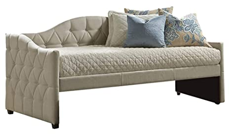 Amazon.com: Hillsdale Muebles Jamie Tufted tapizado sofá ...
