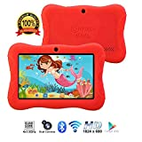 "Contixo Kids Tablet K3   7"" Display Android 6.0 Bluetooth WiFi Camera Parental"