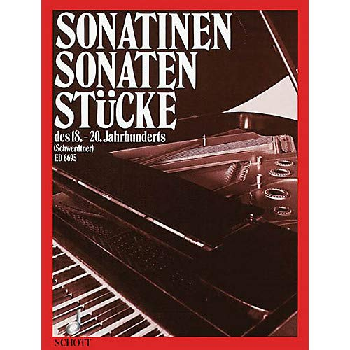 Sonatinas, Sonatas & Pieces of the 18th-20th Centuries Schott Series Pack of -