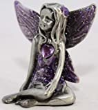Leonardo Pewter Birthstone Fairy Alexandrite Birth Stone June