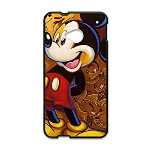 HTC One M7 Phone Case Cover Mickey Mouse MM6029