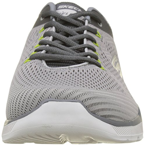 Gycc charcoal 0 Equalizer De Chaussures grey Homme Skechers 3 Fitness Gris zvx7qwE
