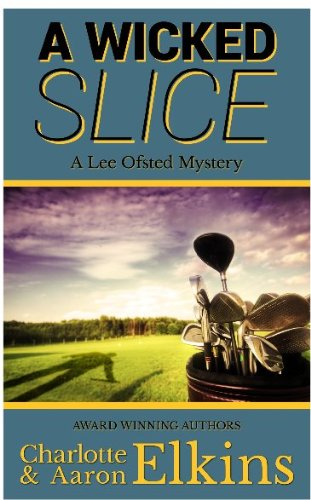 book cover of A Wicked Slice