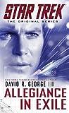 Allegiance in Exile, David R. George III, 1476700222