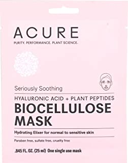 product image for (NOT A CASE) Seriously Soothing Biocellulose Facial Gel Mask, 1 ea
