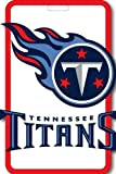 Tennessee Titans – NFL Soft Luggage Bag Tag