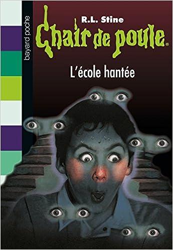 L'ÉCOLE HANTÉE epub, pdf