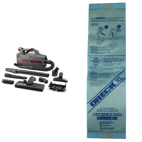 oreck vacuum bags xl commercial - 8
