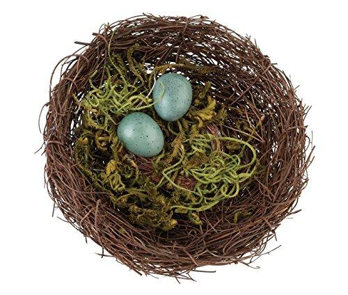 Lillian Rose Ring Pillow Alternative Moss Bird Nest Ring (Love Birds Wedding Ring)