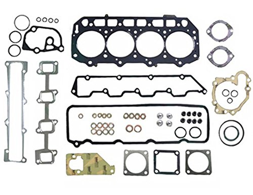 - NEW OVERHAUL GASKET SET FITS YANMAR ENGINE 4TNE98 4-CYL 4TNE98-ADS YMGS4TNE98