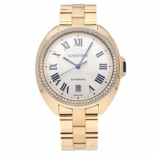 Cartier CLE de Cartier Automatic-self-Wind Female Watch WJCL0010 (Certified Pre-Owned)