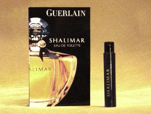 (Shalimar Guerlain .03 oz / 1 ml edt Mini Vial Spray)