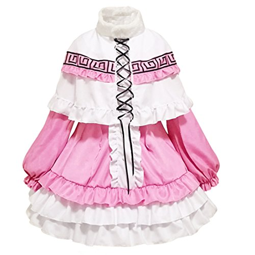 Ainiel-Womens-Anime-Cosplay-Lolita-Skirt-Wigs-Accessories-Cloak