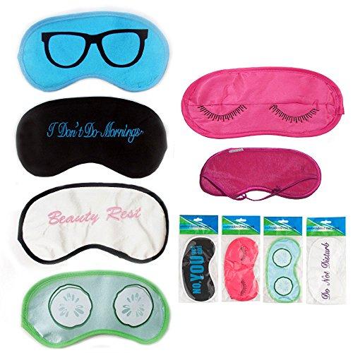 Funny Eye Mask For Sleeping - 2