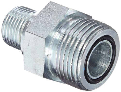 Eaton Aeroquip FF1852T1208S Steel Tube Fitting, Adapter, 3/4