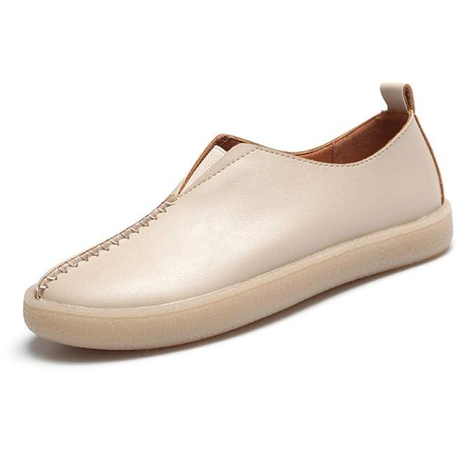 Zapatos Planos Damas Confort Zapatos De Bailarina Para Caminar Mocasines De Trabajo Mocasines De Oficina Mocasines De Oficina: Amazon.es: Ropa y accesorios