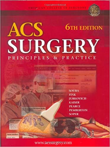 Acs surgery principles and practice acs surgery 9781550093995 acs surgery principles and practice acs surgery 9781550093995 medicine health science books amazon ccuart