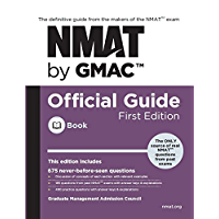 NMAT by GMAC Official Guide ( Global 1st Edition ) (English Edition)
