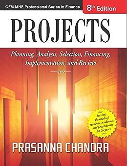 PROJECT MANAGEMENT BY PRASANNA CHANDRA EBOOK …
